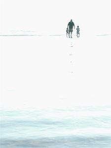 On the beach 06