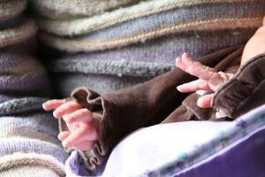 Hannah039s hands